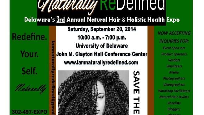 Third Annual Natural Hair & Holistic Health Expo