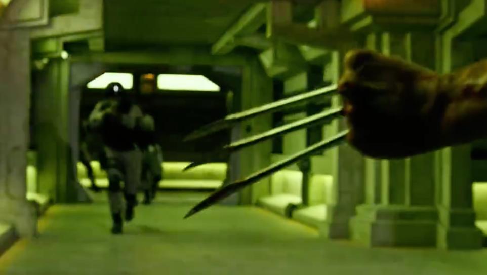 Wolverine's Claws?