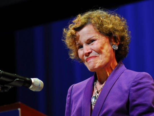 Author Judy Blume is a member of the New Jersey Hall Of Fame. Photo courtesy of Gary Gellman/New Jersey Hall Of Fame.