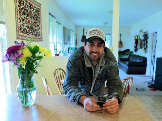 Tommy Alexander returns to Burlington for a show Friday at Radio Bean.