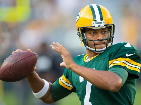 NFL: Preseason-Oakland Raiders at Green Bay Packers