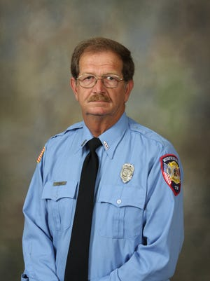 Wayne Reed, a firefighter with Murfreesboro Fire Rescue Department, retired last week after 39 years on the force.