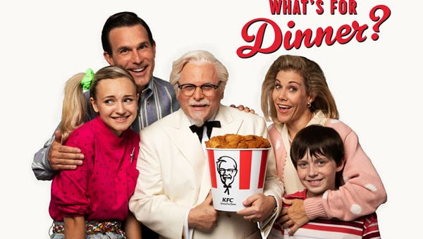 Jason Alexander is the newest Colonel Sanders.