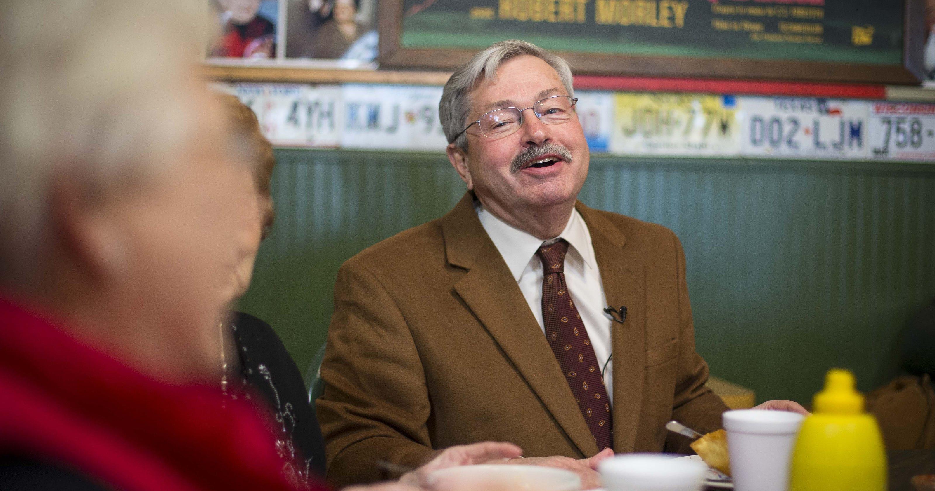 9a3183a27bd Landmark longevity  Branstad seals governor tenure record