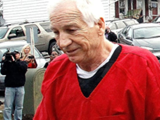 In this file photo, former Penn State University assistant