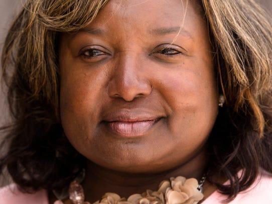 Phyllis Harvey-Hall, 54, Montgomery, Alabama