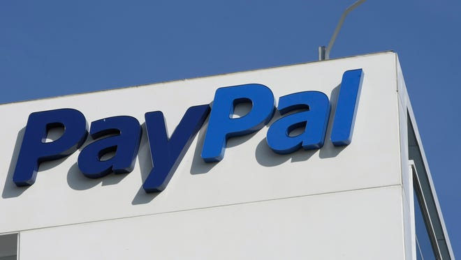 The offices of PayPal are shown in San Jose, California.