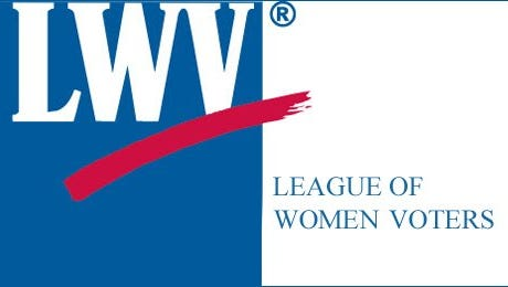 The League of Women Voters' annual meeting will be May 3.