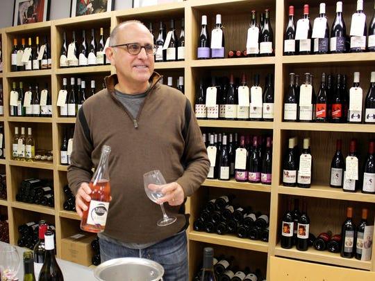 Peter Rizzo recently opened his Natural Wines retail