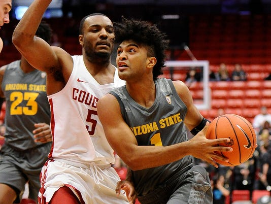 NCAA Basketball: Arizona State at Washington State