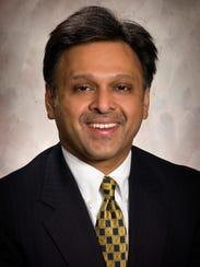 "Rajendra ""Raj"" Rao, former CEO of Ford Smart Mobility"