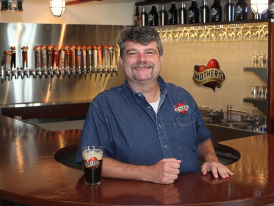 Jeff Schrag founded Mother's Brewing Company, which released its first beers in 2011.