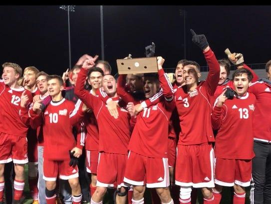 Pompton Lakes won the Group 1 boys soccer title.
