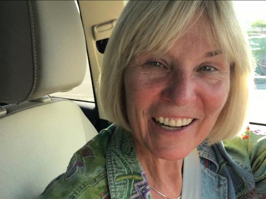 Former state Highway Traffic Safety Director Pam Fischer