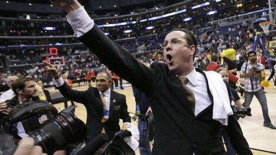 Wichita State coach Gregg Marshall