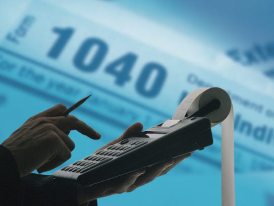 The IRS will begin accepting tax returns on Monday,