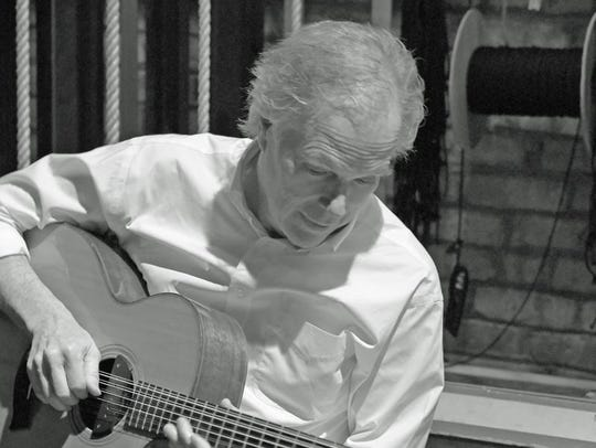 Leo Kottke will perform Friday at the Center for the