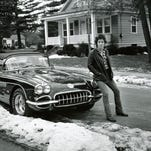 """THE PROMISE: THE MAKING OF """"DARKNESS ON THE EDGE OF TOWN"""": Bruce Springsteen."""