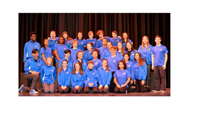 """Vineland High School's """"Cap 'n' Dagger"""" club will perform """"Mary Poppins"""" at 7 p.m. March 10 to 12 and 2 p.m. March 13 in the auditorium of Vineland High School South at 2880 E. Chestnut Ave., Vineland."""
