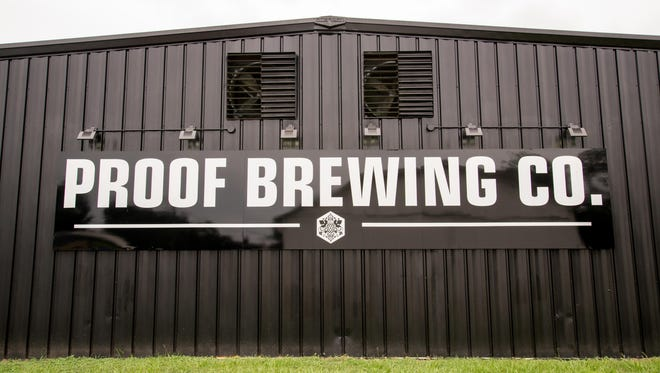 Patrons enjoyed a variety of craft beers at Proof Brewing Co.'s Third Annual Florida Tap Invitational on Sat., Aug. 29 in Tallahassee, FL.