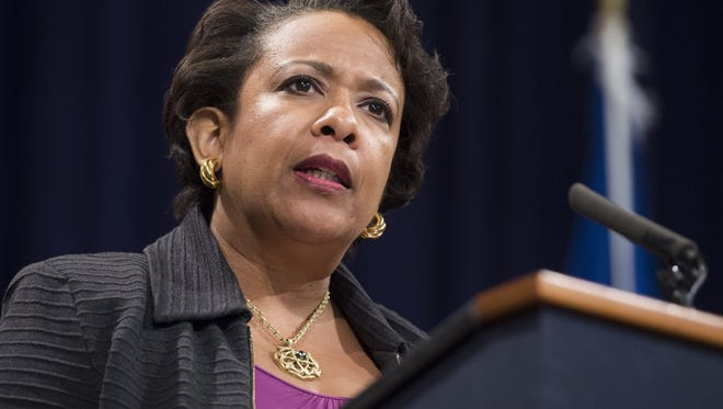 Former U.S. Attorney Loretta Lynch will be a keynote speaker at Purdue University on Jan. 22.