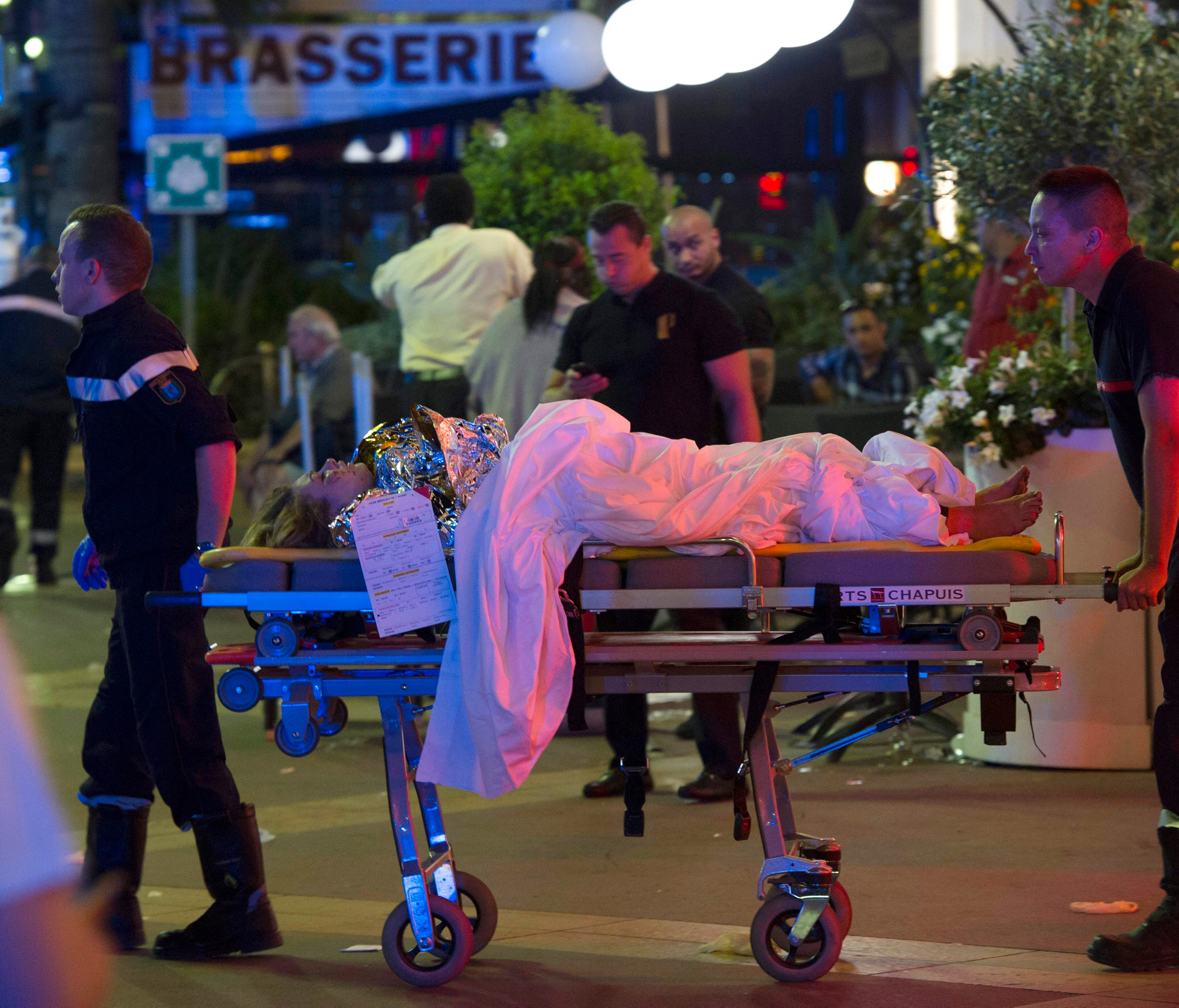 Details About Nice Attack Suspect Emerge