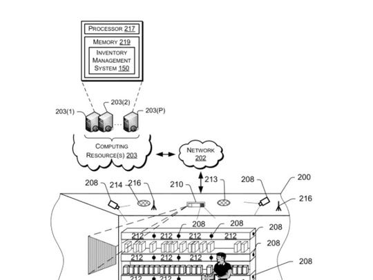 An image for the patent which appears to be the basis