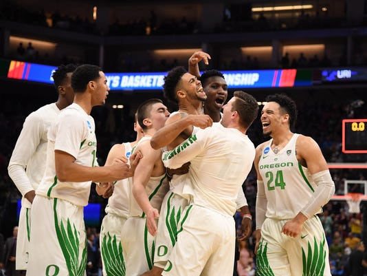 NCAA Basketball: NCAA Tournament-Rhode Island vs Oregon