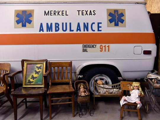 There no longer is an ambulance based in Merkel, thinning the ability to adequately serve Taylor County.