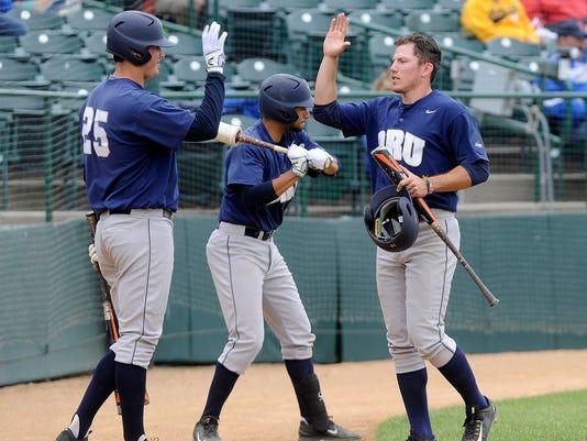 Summit Baseball - ORU - IPFW