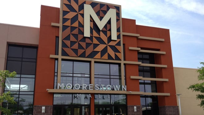 The Moorestown Mall is seen, Wednesday, May 29, 2013 in Moorestown.