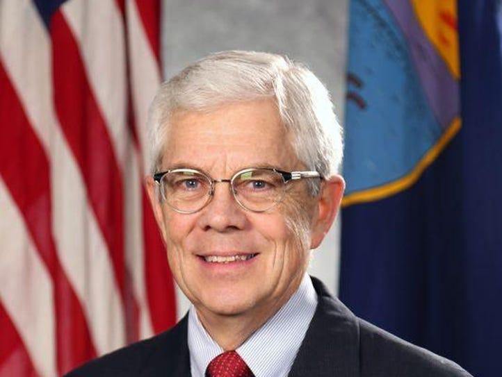 Lt. Gov. Mike Cooney