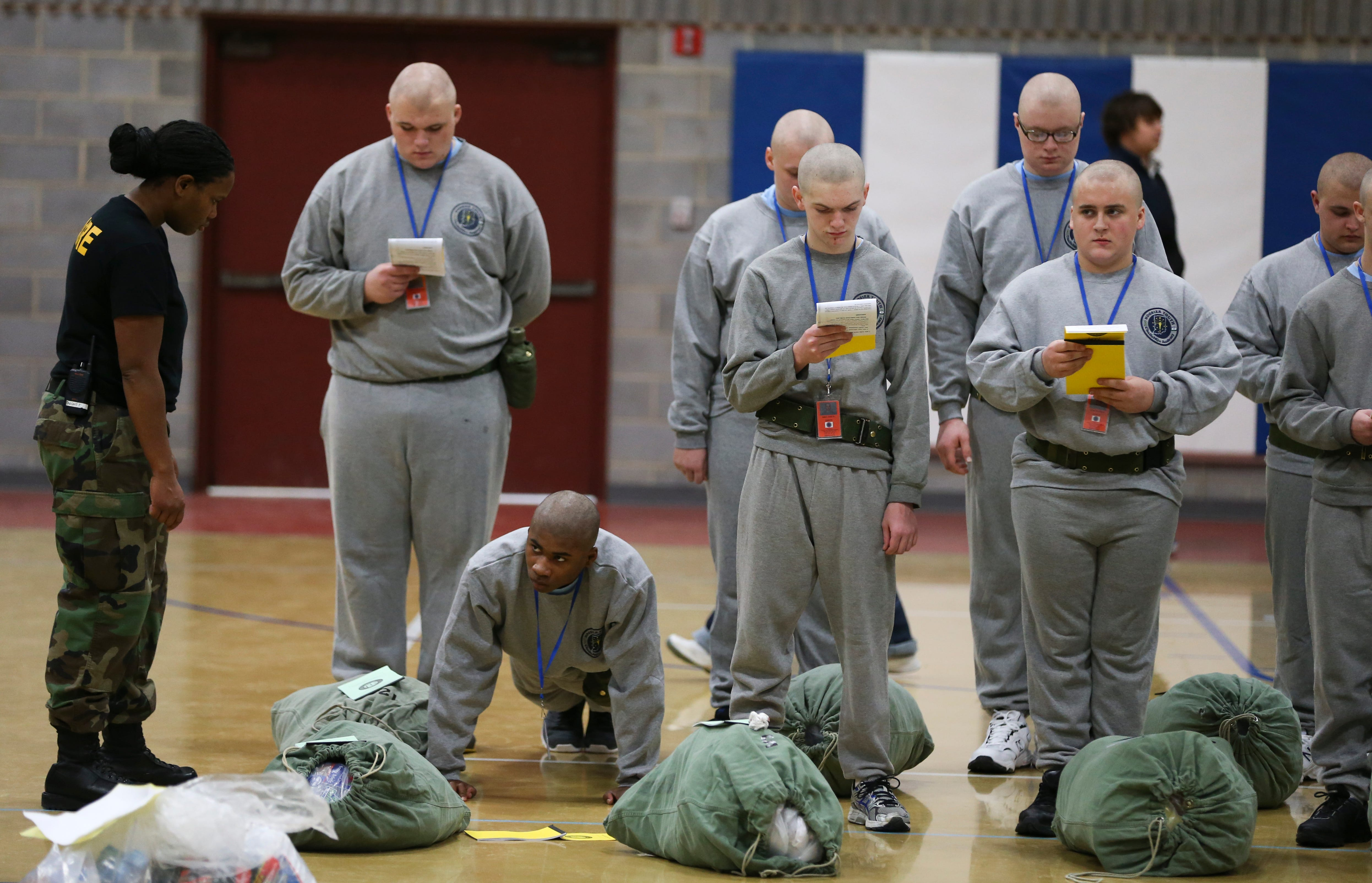 Boot camps missouri teens for troubled