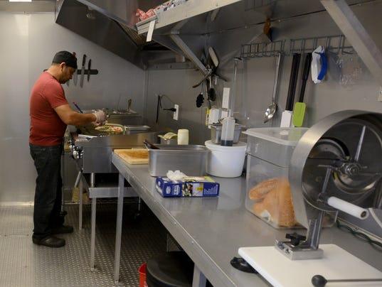 El Mariachi Loco Food Truck