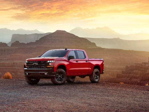 Z71 2018 Silverado >> 2019 Chevy Silverado to be bigger, lighter, cheaper