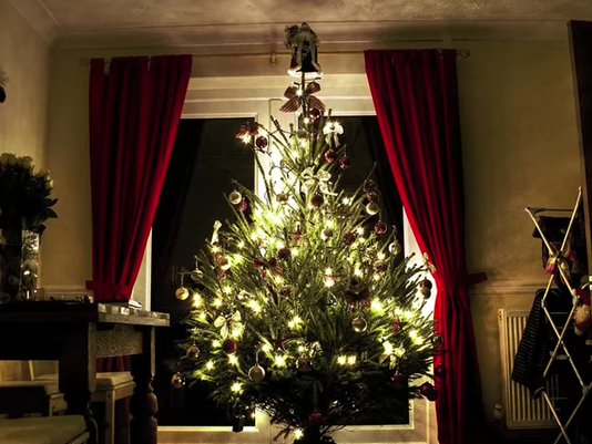 #stockphoto christmas tree