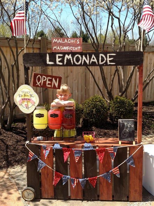 Malachi's Magnificent Lemonade