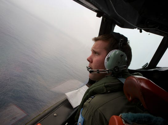 AP Australia Missing Plane