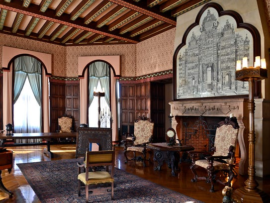 Unknown rooms biltmore estate pictures to pin on pinterest for Is biltmore estate haunted