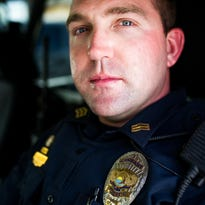 Marco Island Police Sergeant Mark Haueter