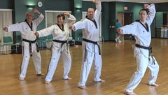 Martial arts: Henkel family reaches historic milestone with seventh degree black belts