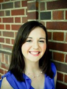 Lauren Hudson, teen author, is a junior at Dixie Heights High School.