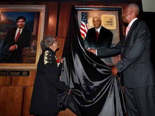 September 29, 2011 -  Former Memphis mayor Willie Herenton,