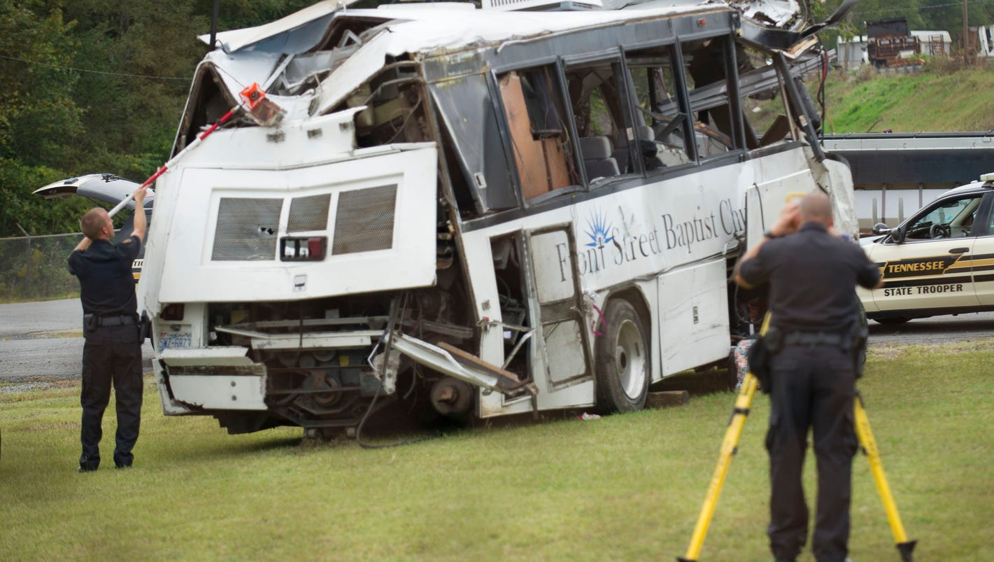 Hankook Tire settles lawsuit in 2013 East Tennessee bus crash that killed 8