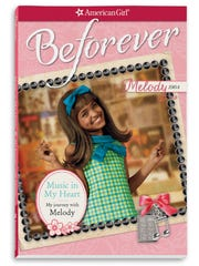 American Girl released three books tied to its latest historical BeForever doll, Melody Ellison. The character is a 9-year-old Detroit girl who finds her voice in Motown sound and the civil rights movement. The books were written by Denise Lewis Patrick.