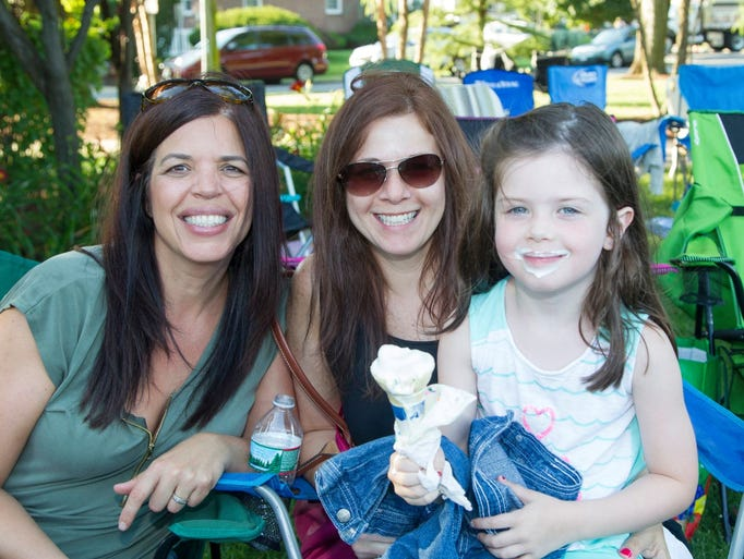 Adrienne Brattole, Shoirlane Cardela, Keria. Our Lady