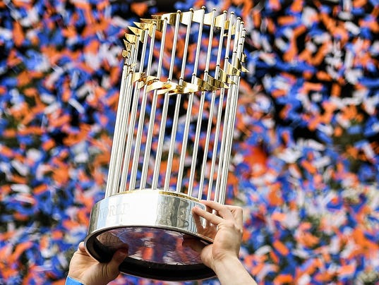MLB: Houston Astros-Championship Parade