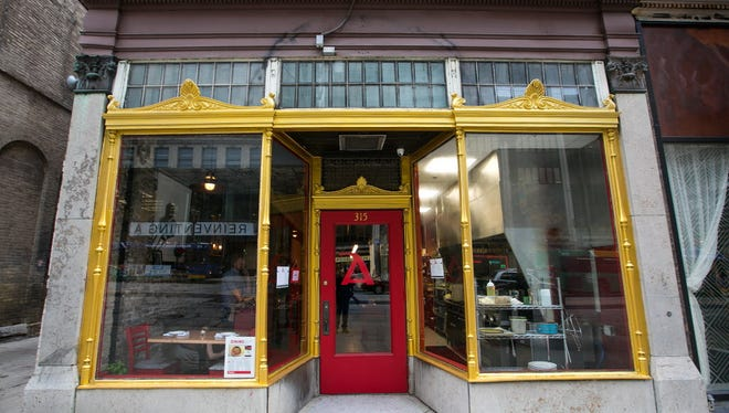 Amilinda, at 315 E. Wisconsin Ave., will have an arepa pop-up at 1 p.m. Sunday until they sell out.