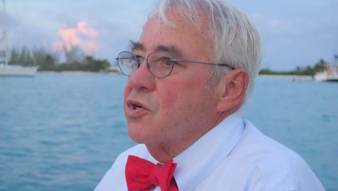 Richard FitzGerald, British Virgin Islands