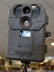 A trail camera is available at Sportsman Deals, 1607